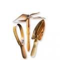 Bronzen of Koperen Tuingereedschap - Handgereedschap